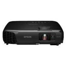 Projetor Epson Powerlite S18+ Svga 3000 Ansilumens 3lcd