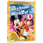 Dvd Disney - Pura Risada Com O Mickey Vol. 4