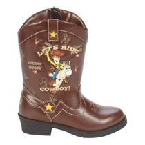 Bota De Luizinha Woody Da Toy Story,ja No Brasil