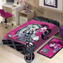 Manta Jolitex Solteiro Softlight Microfibra Monster High