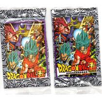 200 Cards Dragon Ball = 50 Pacotes Fechados