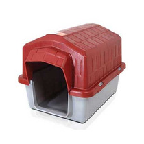 Casinha Cachorro Plástica Desmontável Alvorada N.3
