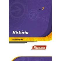 Dvd Novo Telecurso Ensino Médio História