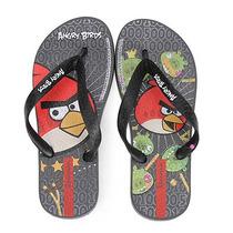 Chinelo Ipanema 25648 7/14 Angry Birds Tam 23 Ao 36 - Cinza