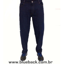 Calça Jeans Basica - Masculina 48 - 50 - 52