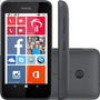 Nokia Lumia 530 Preto Dual Chip Windows 8.1 4gb 5mp- Vitrine