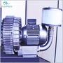 Compressor Radial Piscis05 5 Cv 220v/380/440v Piscicultura