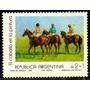 Col 00682 Argentina 1641 Cavalos Na Pintura Nnn