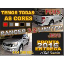 Ranger Limited Plus 3.2 - 4x4 - Automatica - 0km - J N V 6