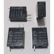 Relê  Microondas 16 A 277 Volts ( Smh -112dmp)