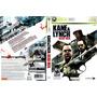 Kane & Lynch 1+2 Xbox 360 Lt 3.0 (ação 3ª Pessoa)