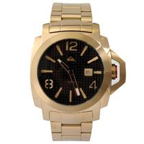 Relógio Quiksilver Lanai Ss Metal Gold