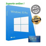 Key Chave Serial Windows 10 Pro Suporte Online