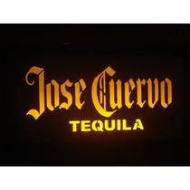Luminoso Luminária Bar Jose Cuervo Tequila