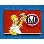 Placas Decorativas Retro Vintage Cerveja Duff Anos 80 Harley