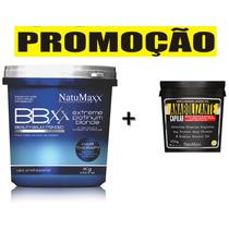 Botoxx Capilar Matizador 1kg + Anabolizante 250gr Natumaxx