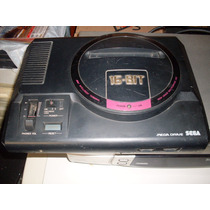 Vídeo Game Megadrive (console Ou Cabeça) Sega Sonic