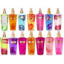 Kit 5 Victoria Secret´s Body Splash Mist 250 Ml Colonia