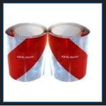 Caixa Com Faixa Refletiva Parachoque Reflexite