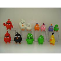 Kit Festa Angry Birds Red Chuck Bomb Matilda E Filhotes
