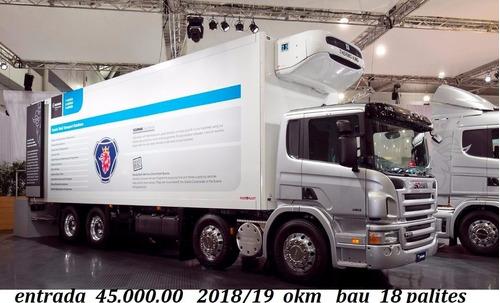 P310 8X2 CAMERA FRIA 2019 ENTRADA 45.000.00 + PARCELAS