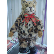 Mini Perfect Petzzz Leopardo Dançarino Com Música