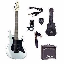 Kit Guitarra Strinberg Egs267 Cz + Amplificador + Acessórios