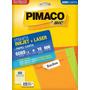 Etiqueta Carta 6089 Pimaco Cx C/ 10 Folhas 600 Etiquetas