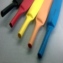 Espaguete Isolante Termo Retratil 12mm Colorido Kit 5 Metros