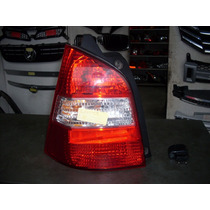 Lanterna Traseira Esquerda Nissan Livina C/ Detalhe Original