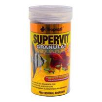 Ração Para Peixe Supervit Granulat Tropical 138g 250ml