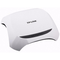 Roteador Tp-link 150mbps Wireless Router Antena Interna Wps