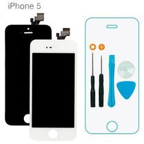 Tela Display Lcd Touch Iphone 5s 5c 5 5g + Película + Tool