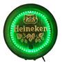Bar Decor: Tampa De Barril C/ Luz Leds Cerveja Heineken