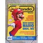 Revista Nintendo Super Mario Bros Wii Mario E Sonic Fifa 10