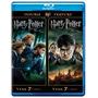 Harry Potter The Deadly Hollows Importado Bluray X 2 Novo