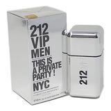 Perfume 212 Vip Men 50 Ml - 100% Original.