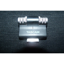 Microfone Tascam Im2 Iphone Ipod Ipad Condensador
