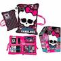 Travesseiro Com Diário Secreto - Monster High - Fun