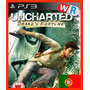 Ps3 Uncharted 1 Drakes Fortune Dublado Portugues Portugal