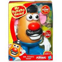 Boneco Mr Potato Head Sr Cabeça De Batata Original Hasbro