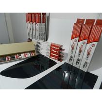 Kit Insulfilm Profissional Cortado Moldado Fiorino Furgão