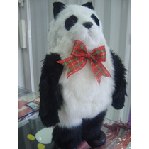 Mini Perfect Petzzz Urso Panda Dançarino Com Música