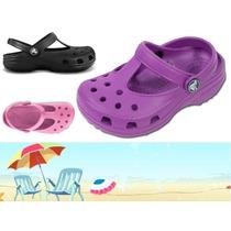 Promoção!sandália/chinelo/sapatilha Infantil Croc