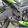 Ponteira Esportiva No Muffler Carbon Zx6r 2012 A 2014 Carbox