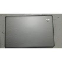 Carcaça Completa Do Notebook Hp G42 212br (prata)*