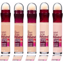 Kit Corretivo+ Base Maybelline Instant Age Rewing Eraser
