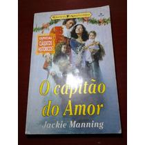 Livro Usado Classicos Históricos,o Capitão De Jackie Manning