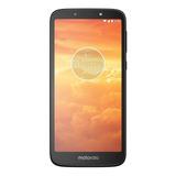 Motorola E5 Play (android Go Edition) 16 Gb Preto