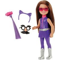 Mini Boneca Barbie - Barbie E As Agentes Secretas - Chelsea